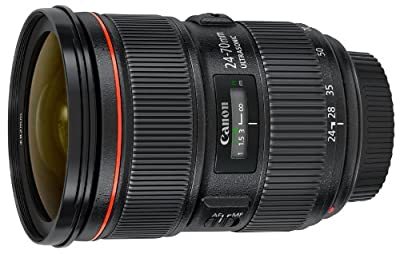 Canon EF 24-70mm f/2.8L II Parent ASIN by Canon