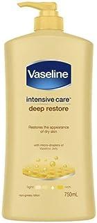 Vaseline Body Lotion Deep Restore, 750ml