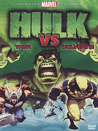 Hulk vs Thor + Hulk vs Wolverine(+gadget)