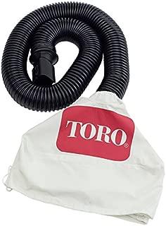 Toro 51502 Leaf Collection Blower Vac Kit, White