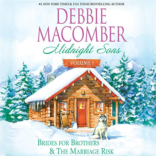 Midnight Sons, Volume 1     Brides for Brothers and The Marriage Risk              De :                                                                                                                                 Debbie Macomber                               Lu par :                                                                                                                                 Dan John Miller                      Durée : 10 h et 3 min     Pas de notations     Global 0,0