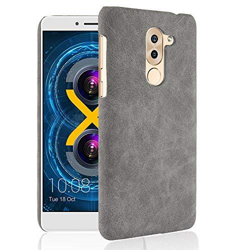 stengh Funda para Huawei Honor 6X BLN-TL10 BLN-TL00 BLN-AL10 BLN-AL20 BLN-L21 BLN-L24 BLN-L22 / GR5 2017 / Huawei Mate 9 Lite BLL-L23 Eclipse Case PC Plastic Patch Skin Cover Color Rosa