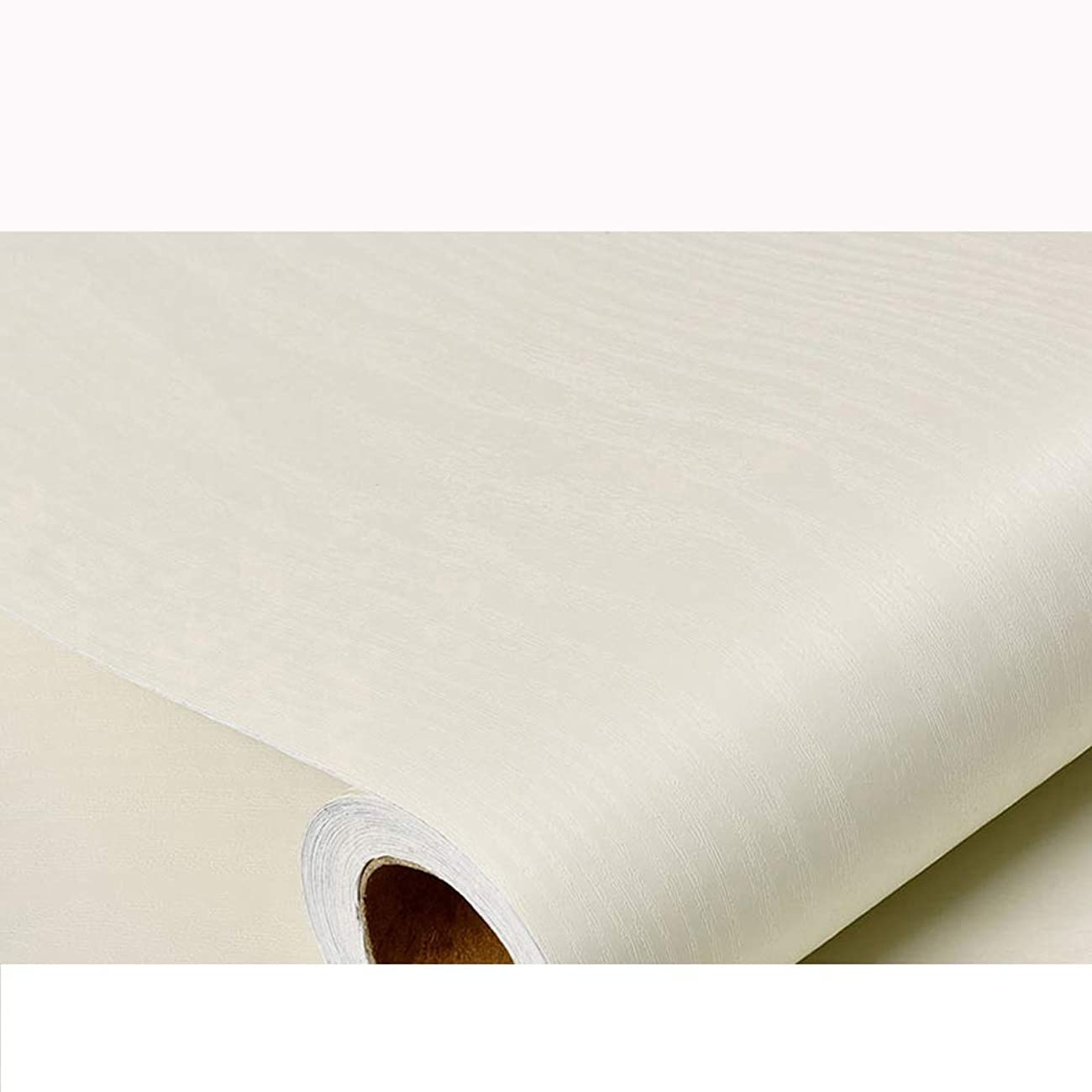ハンバーガー投資川Yiwanda 壁紙シール おしゃれ DIY 木目調 壁紙の上から貼れる壁紙 木目リメイクシート 張り替え 防水 キッチン トイレ (60*1000cm,5)