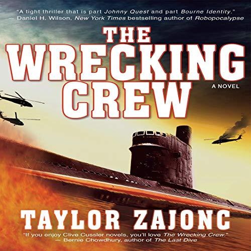 The Wrecking Crew: A Novel cover art