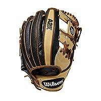 """Wilson A2K 1787SS 11.75"""" Infield Baseball Glove - Right Hand Throw"""