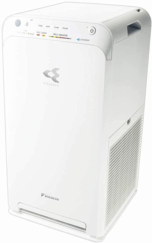 Daikin,purificatore/umidificatore d`aria, filtro hepa