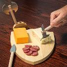 Medieval Cheese Board | ThinkGeek