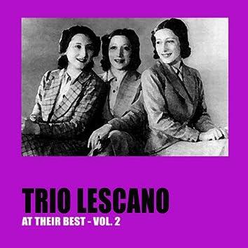 Trio Lescano at Their Best, Vol. 2
