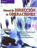 Manual de dirección de operaciones (Administración)
