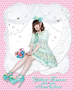 田村ゆかり LOVE■LIVE *I Love Rabbit* [Blu-ray]