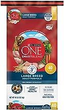 Purina ONE Natural Large Breed Adult Dry Dog Food, SmartBlend Formula - 40 lb. Bag