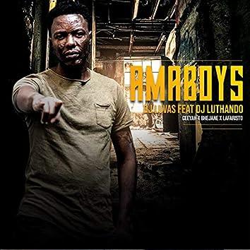 AmaBoys (feat. Dj Luthando, Ceeyah, Bhejane, Lafaristo)