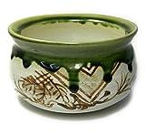 茶道具 選べる建水 建水 日本製 (織部焼)