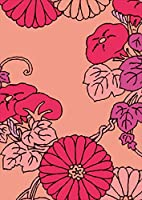 igsticker ポスター ウォールステッカー シール式ステッカー 飾り 841×1189㎜ A0 写真 フォト 壁 インテリア おしゃれ 剥がせる wall sticker poster 010359 和風 和柄 フラワー