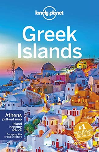 Lonely Planet Greek Islands Regional Guide product image