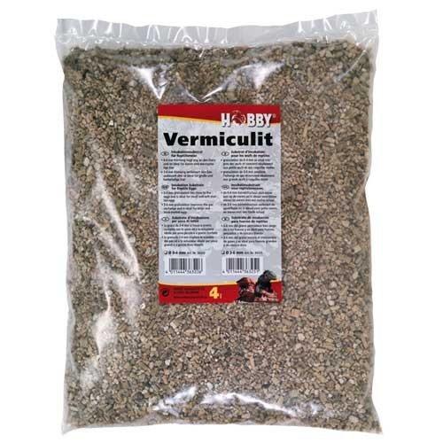 Vermiculite Ø 3-6 mm 4 l
