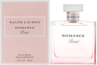 Ralph Lauren Romance Rose Eau De Parfum Spray For Women, 3.4 Fluid Ounce