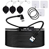 16ft USB Link Cable. Charging, Connectivity, and Data Transfer Cable Compatible for Oculus Quest 2/Smart Phone