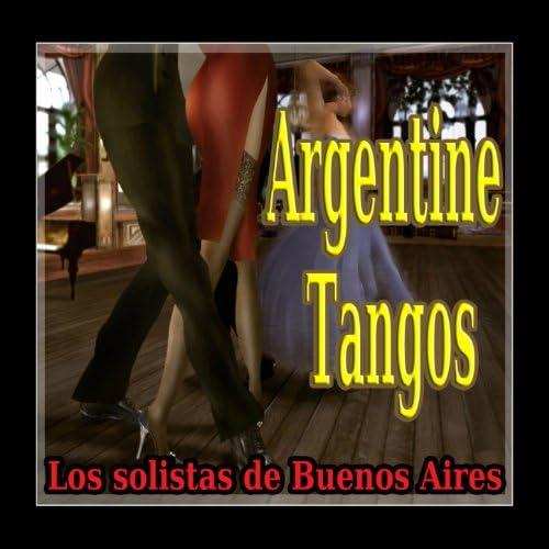 Los Solistas De Buenos Aires
