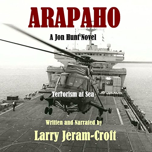 Arapaho audiobook cover art