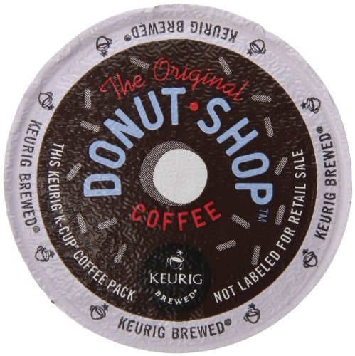 Keurig, The Original Donut Shop, Medium Roast Coffee, K-Cup Counts