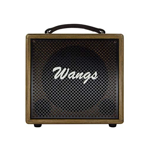 Wangs Amps Wangs All-tube All-in-one box Guitar Combo Guitar Ampifier Black (VT-18)