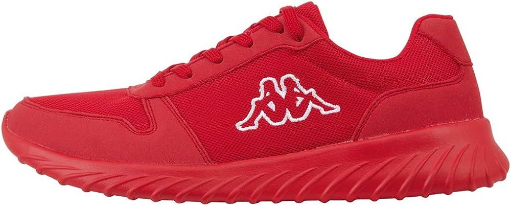 Kappa Samura OC, Zapatillas para Correr de Carretera Unisex Adulto