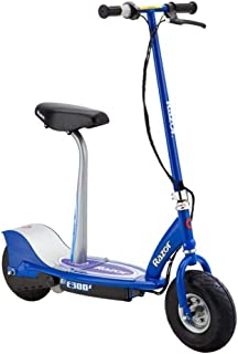 Razor E300S Seated Electric Scooter - Blue
