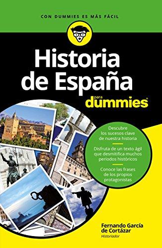 Historia de España para Dummies eBook: de Cortázar, Fernando ...