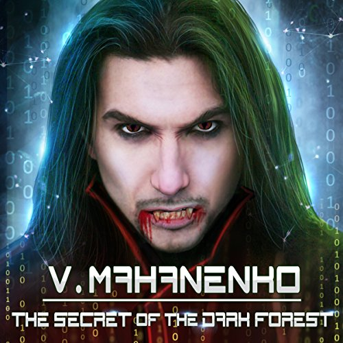 The Secret of the Dark Forest audiobook cover art