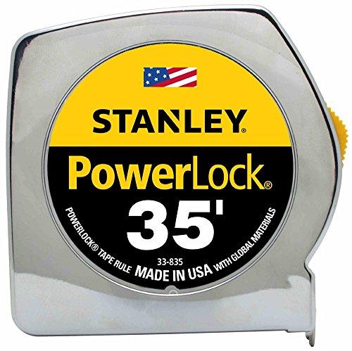 Stanley Hand Tools 33-835 35' PowerLock Tape Measure