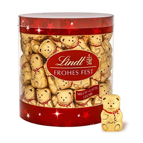 Lindt Mini-Teddys im Köcher Vollmilchschokolade, ca. 70Teddys, 700g