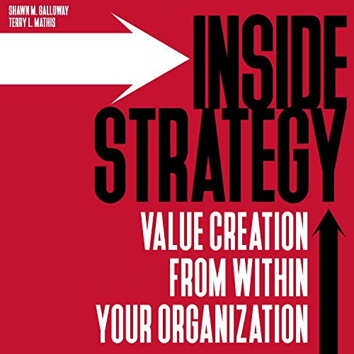 Inside Strategy  By  cover art