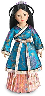 Yuan Dynasty Outfit for 18 inch Slim Carpatina or AGFAT Dolls