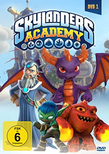 Skylanders Academy - DVD 1