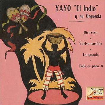 Vintage Latin Dance Nº1 - EPs Collectors