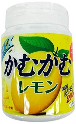 かむかむレモンボトル 120g×5個