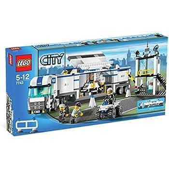 レゴ (LEGO) シティ 警察 警察トラック 7743