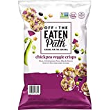 Off The Eaten Path Chickpea Veggie Crisps (19 Oz.), 19 Oz
