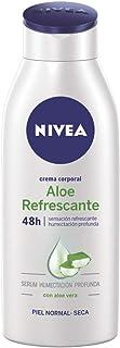 Nivea Crema Corporal Aloe Vera