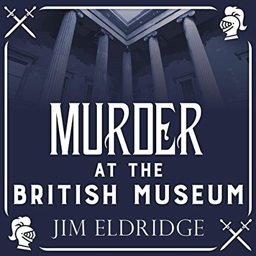Murder at the British Museum cover art