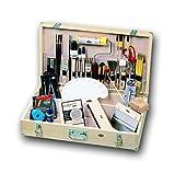 Maler-Werkzeugkoffer AUSBILDUNG Friess 65cm x 37cm x 18cm, komplett bestückt für überbetrieblichen Ausbildung