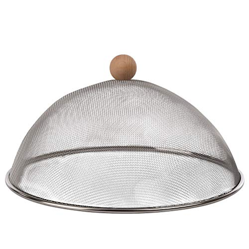 TTWD Food Dome Cover Stainless Steel Fly Cover
