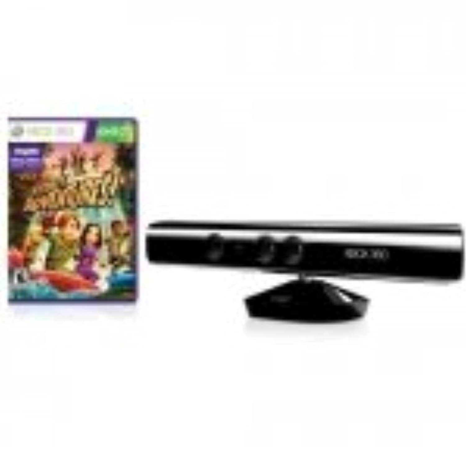 Newmicrosoft OFFicial mail Chicago Mall order Xbox 360 Kinect Color Sensor Game Adventures