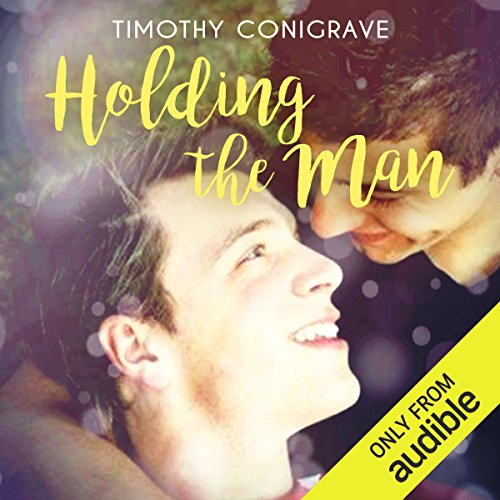 Holding the Man audiobook cover art