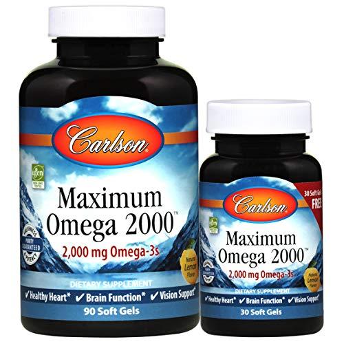 Carlson - Maximum Omega 2000, 2000 …