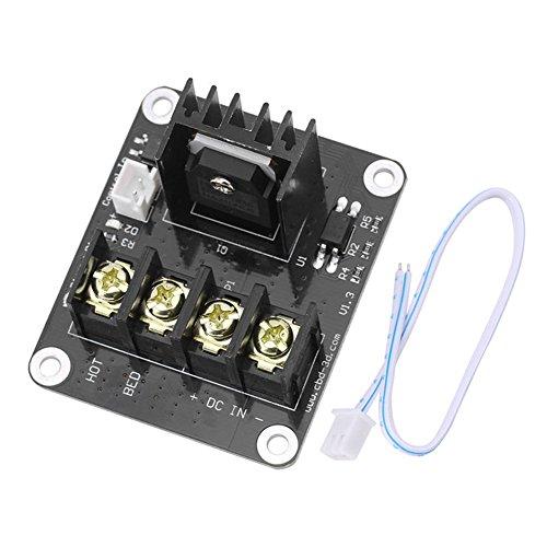 Dealit 3D Stampante Modulo di Riscaldamento a Letto Riscaldato Alta Corrente 210A MOSFET Aggiornamento RAMPS 1.4 (Modello Uno)