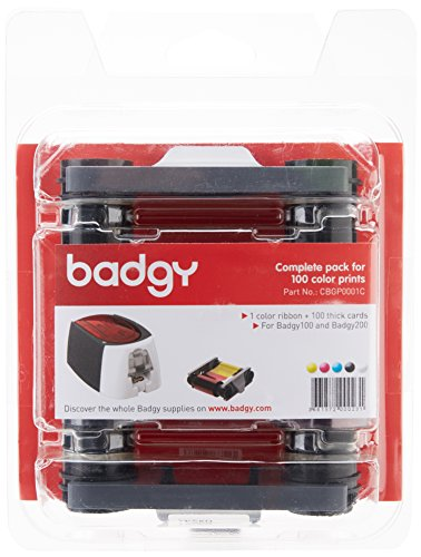 BADGY 100/200 CONSUMABLE Pack