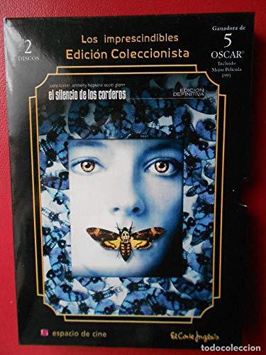 El Silencio de los Corderos Ed. Especial 2 DVDs + Libreto 32 Pags + Funda