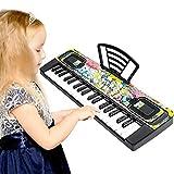 Shayson Keyboard Piano for Kids, 37 Keys Multifunctional Electronic Kids Keyboard Piano Music Educational Toy...